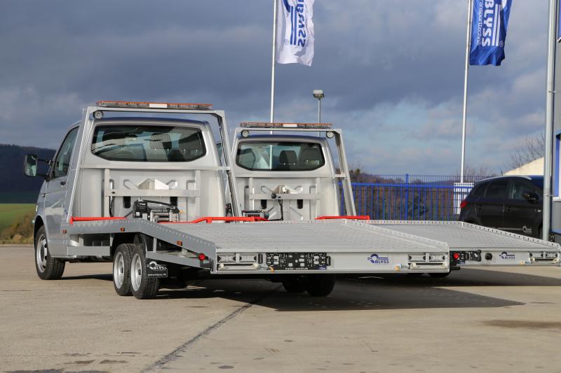 Fahrzeugtransporter bis 3,5 Tonnen